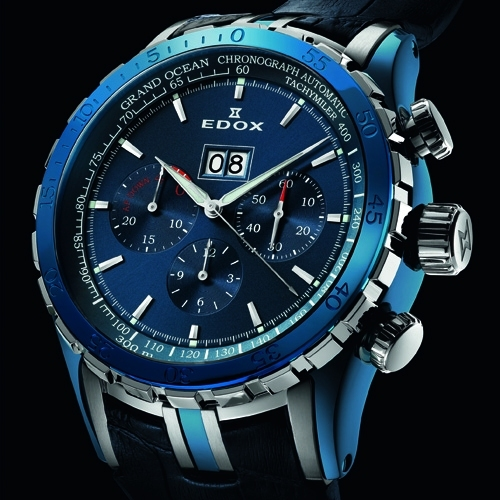 EDOX Grand Ocean Extreme Sailing Series, Special Edition