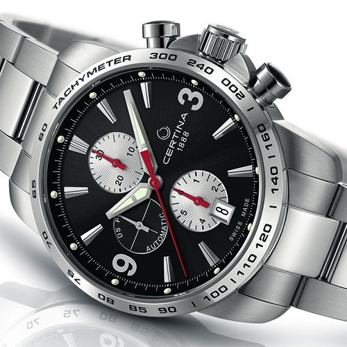 CERTINA DS Podium Chronograph – Automatic