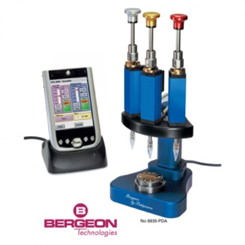 BERGEON Multispindle stakin-tool