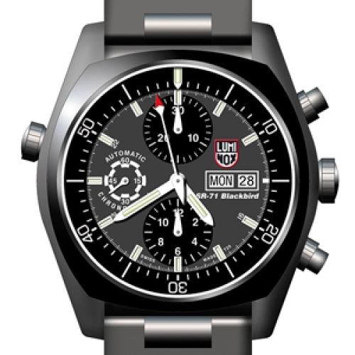 LUMINOX Blackbird SR-71 Limited Edition