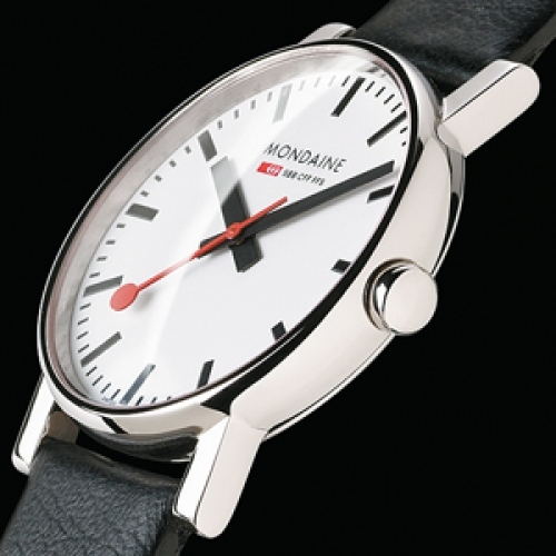 MONDAINE Official Swiss Railways Watch