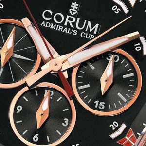 CORUM Admiral's Cup Challenge 44 Split Seconds