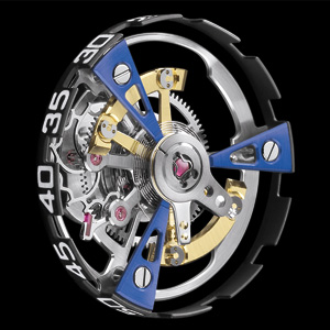 CONCORD C1 Tourbillon Gravity
