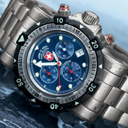 CX SWISS MILITARY WATCH Argonaut 1000 TQ