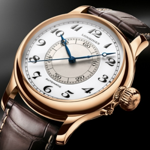 LONGINES Weems Second-Setting Watch