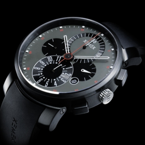 XEMEX Piccadilly Chronograph Reserve All Black