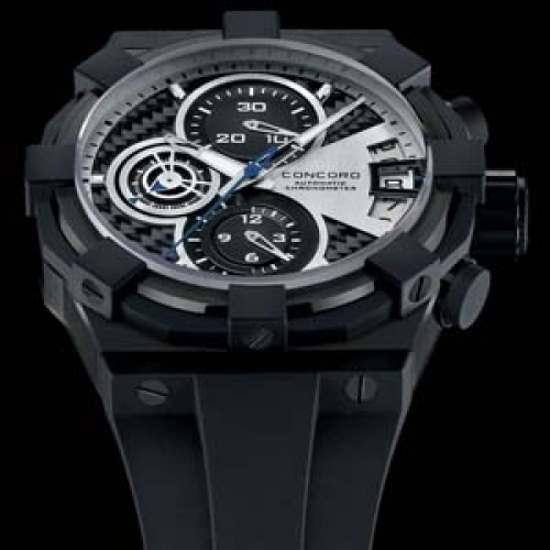 CONCORD C1 Chronograph All Black