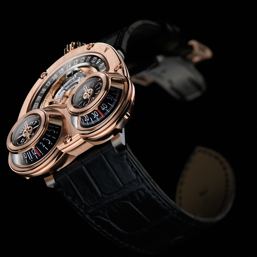 MB & F Horological Machine n° 3
