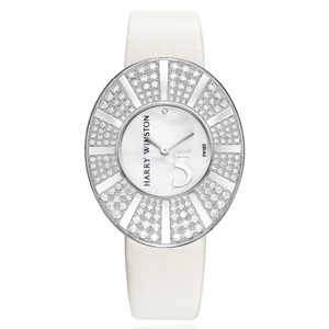 HARRY WINSTON Talk to Me, Harry Winston™ Snowflake