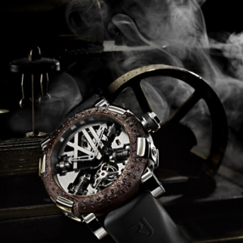 RJ - ROMAIN JEROME Titanic-DNA Tourbillon Steampunk A la Grande