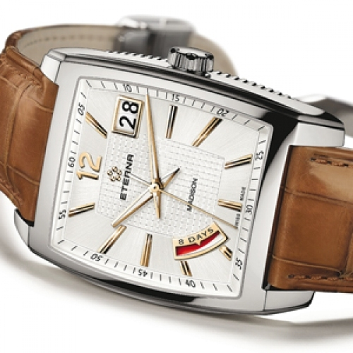 ETERNA Madison Eight Days with Eterna Spherodrive