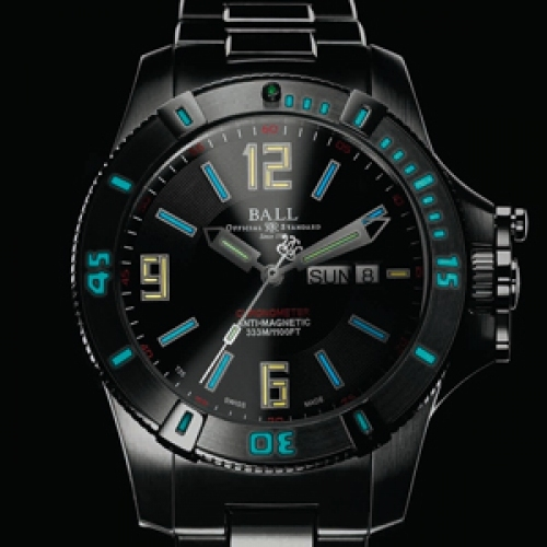 BALL WATCH Engineer Hydrocarbon Spacemaster