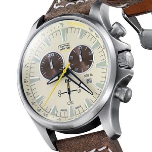 CAMEL ACTIVE Aviator Chrono