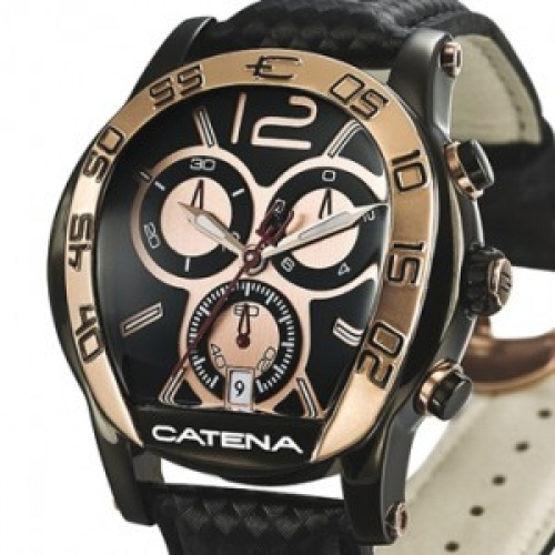 CATENA Horseshoe Chronograph