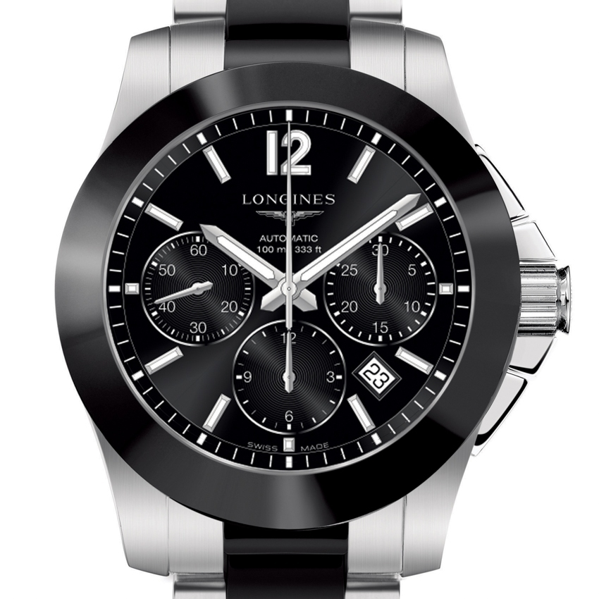 LONGINES The Longines Column-Wheel Chronograph