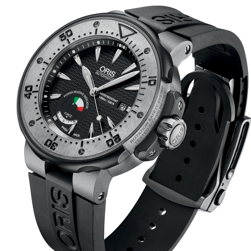 ORIS Col Moschin Limited Edition