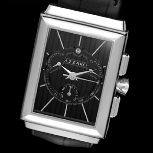 AZZARO Legend Rectangular Chronograph