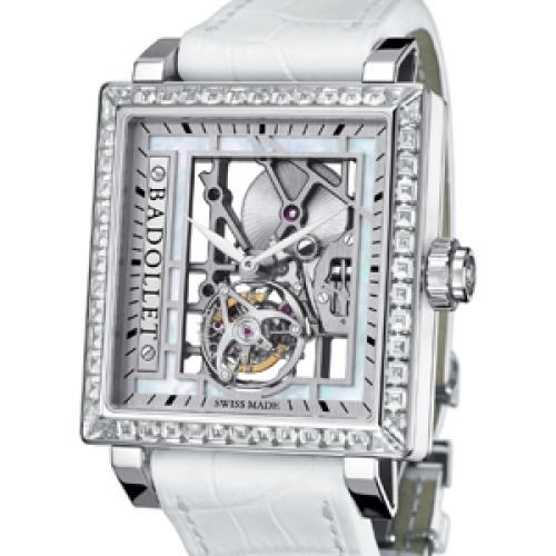 BADOLLET Crystalball Bamboo white diamond