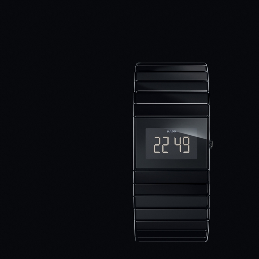 RADO Ceramica Digital Automatic