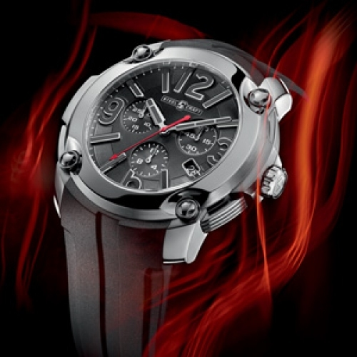STEELCRAFT Pulp Chronographe