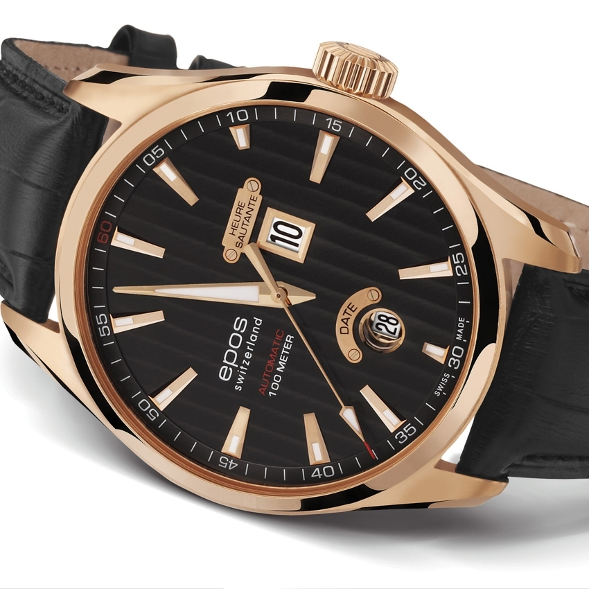 EPOS Passion Ref. 3405 - Jumping Hour