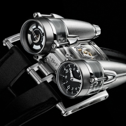 MB & F Horological Machine N°4 Thunderbolt