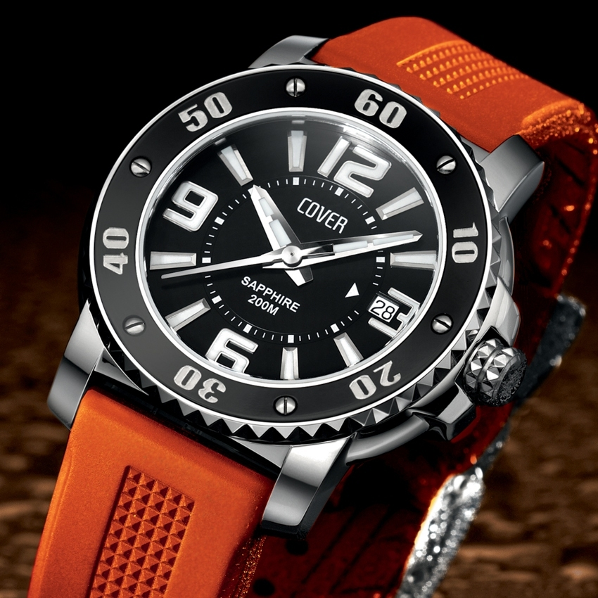 COVER Co145 Diver