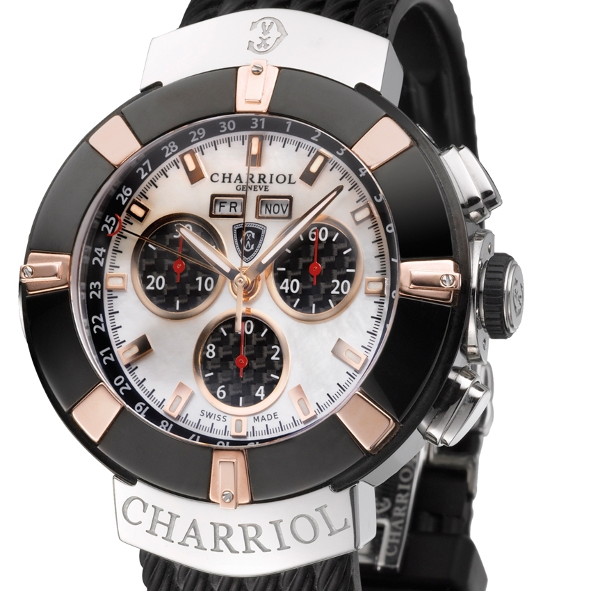 CHARRIOL Chrono Celtica