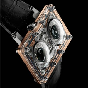 MB & F Horological Machine N°2-SV - Final Editions