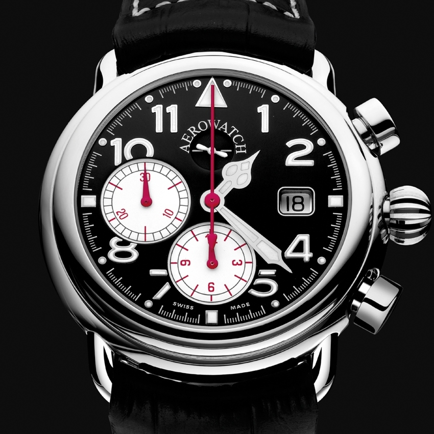 AEROWATCH Hommage 1910 Chrono Automatic