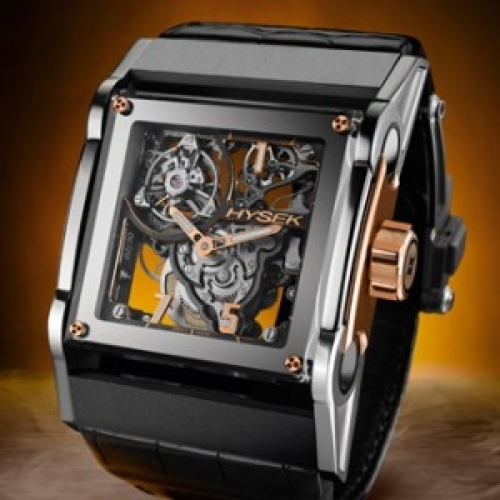 HYSEK Tourbillon Furtif