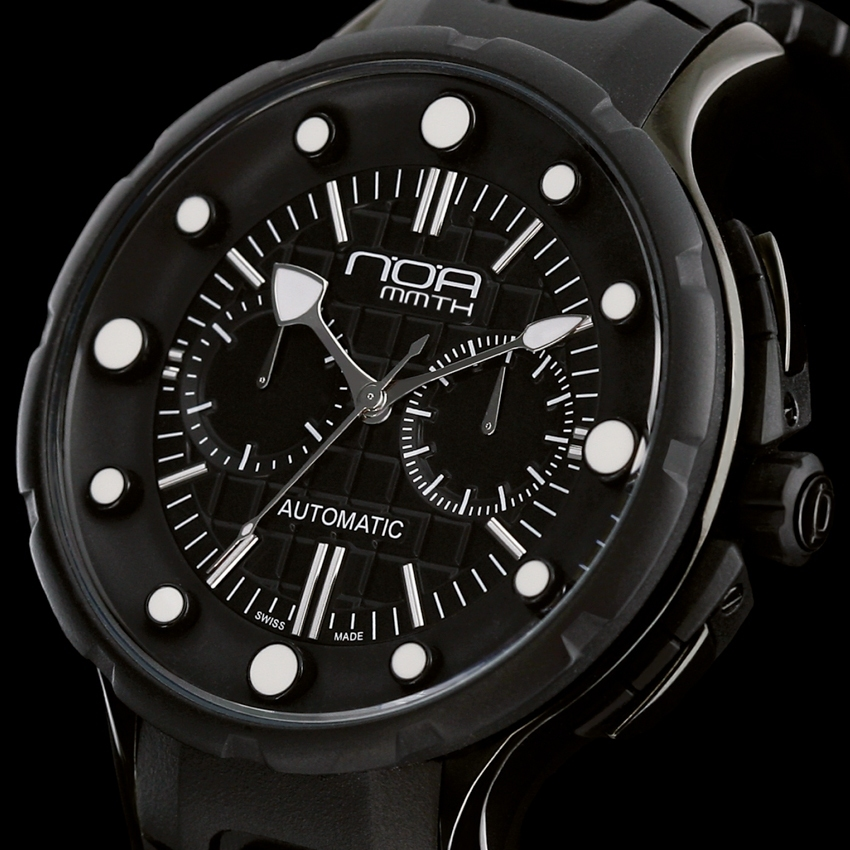 N.O.A MMTH 001 Automatic Chronograph