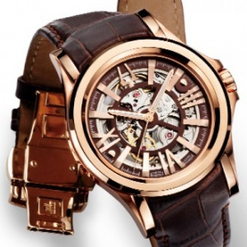 BULOVA ACCU SWISS Kirkwood Collection Skeleton