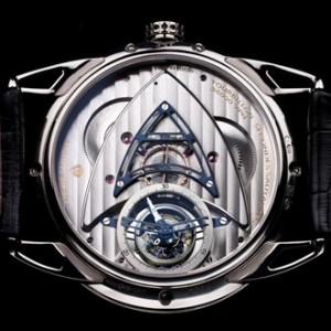 DE BETHUNE Regulateur Tourbillon DB25T