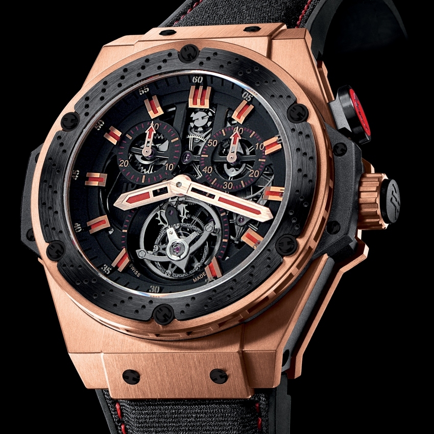 HUBLOT F1™ King Power Tourbillon