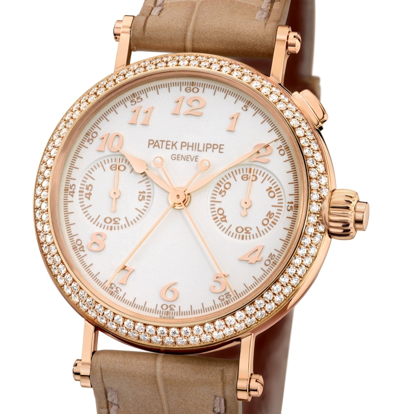 PATEK PHILIPPE Ladies First Split Seconds Chronograph Réf. 7059