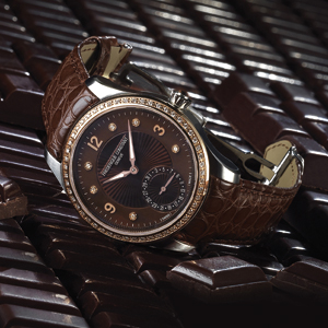 FREDERIQUE CONSTANT Maxime Manufacture Automatic Lady Chocolate