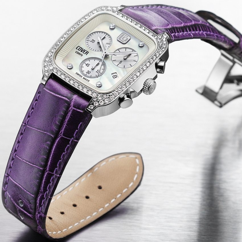 COVER Cover Co151 Corpo Lady Chronograph