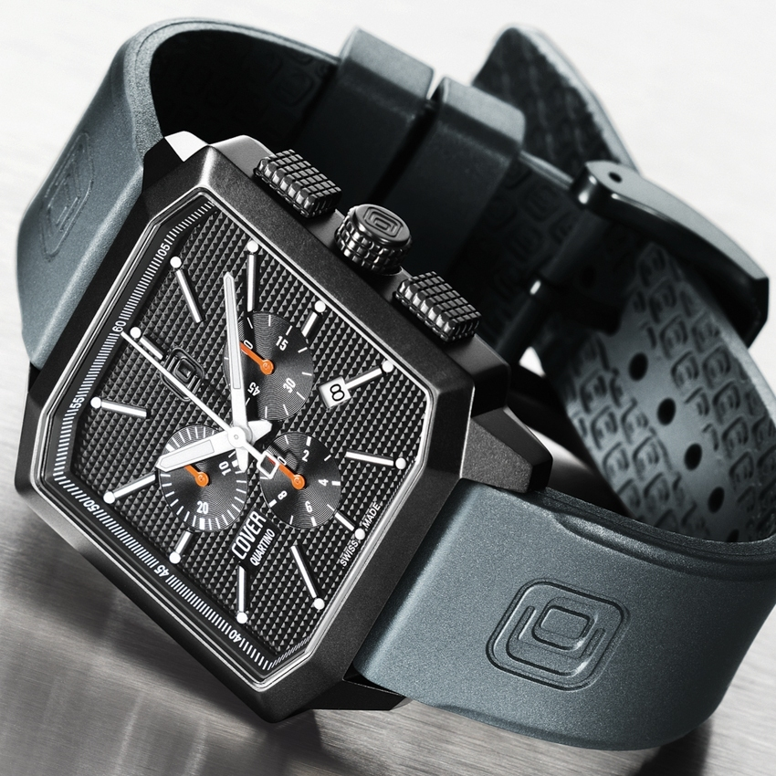 COVER Cover Co152 Quartino Chronograph