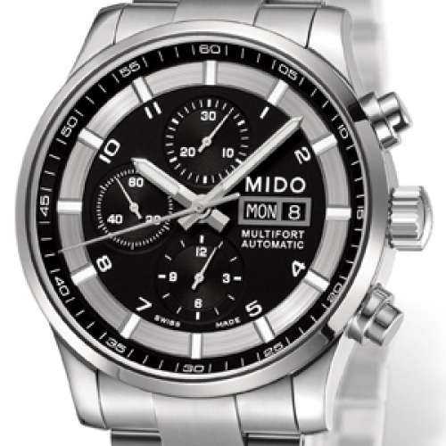 MIDO Multifort Chronograph