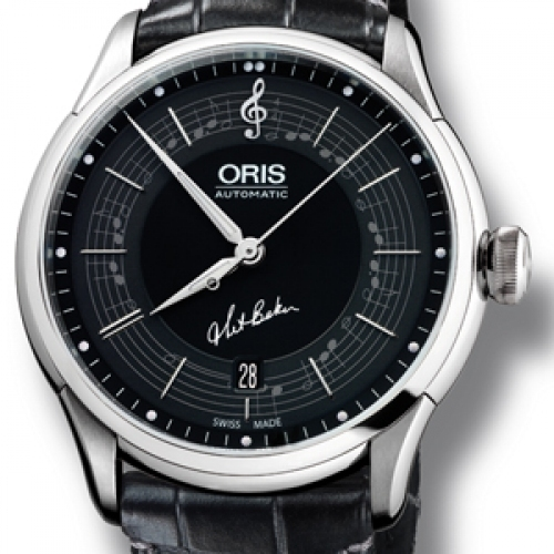 ORIS Chet Baker Limited Edition