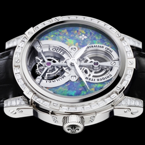 "LOUIS MOINET ""Treasures of the World"" Australian Opal"