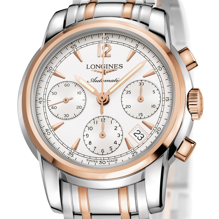 LONGINES The Longines Saint-Imier Collection L2.753.5.72.7