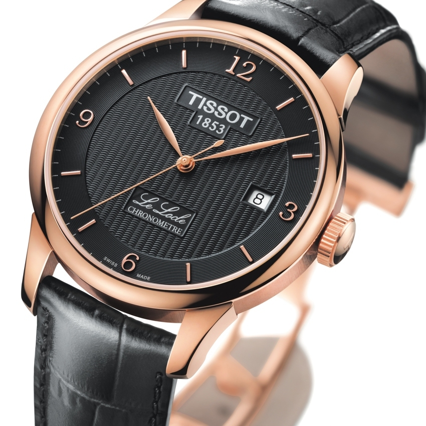 TISSOT Le Locle Automatic Chronometer Edition