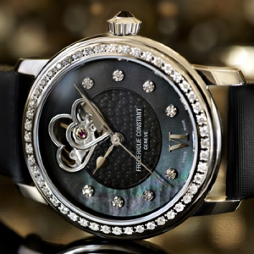 FREDERIQUE CONSTANT Black Beauty