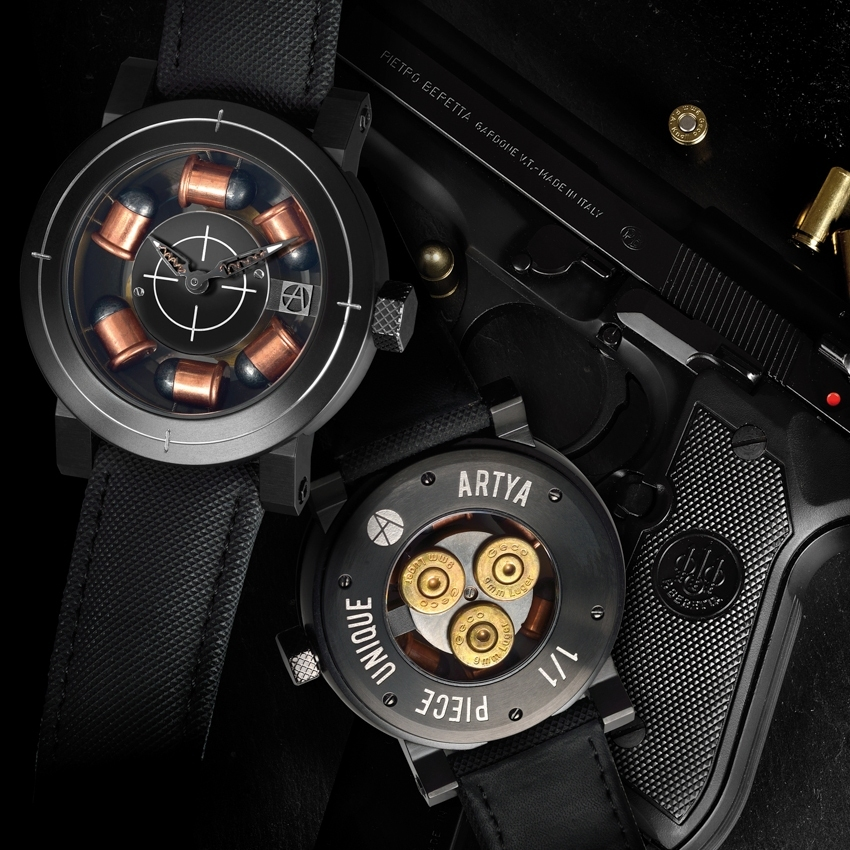 ARTYA Son of a Gun Black Edition