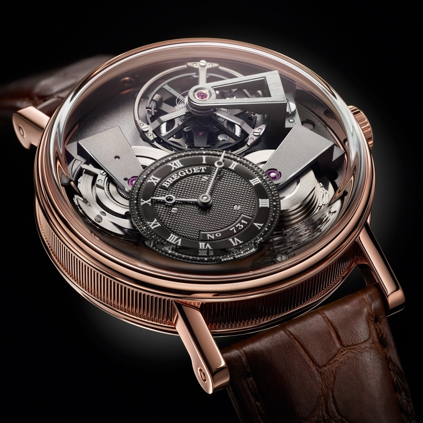 BREGUET Tradition Breguet 7047 Tourbillon Fusée Or Rose