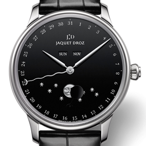 JAQUET DROZ The Eclipse Onyx