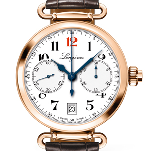 LONGINES Column-Wheel Single Push-Piece Chronograph 180th Anniversary Limited Edition