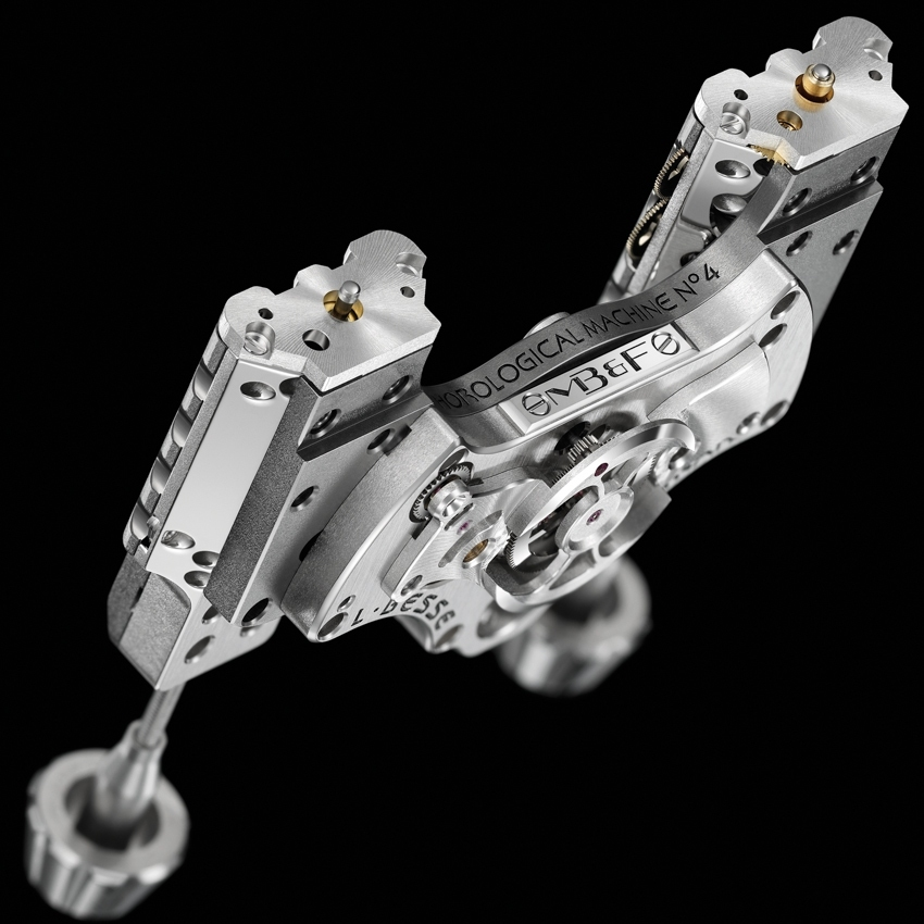 MB & F HM4 Thunderbolt RT